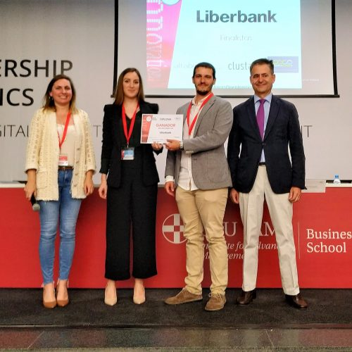 OBJETIVO CREATIVO gana Liberbank